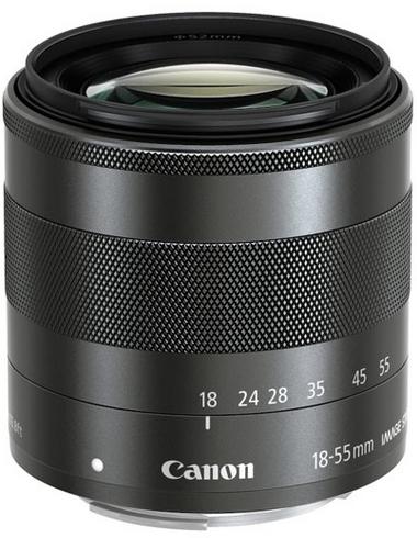 佳能 EF-M 18-55mm F3.5-5.6 STM IS(微单镜头)