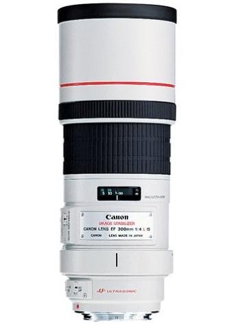 佳能 EF 300/4 L IS USM