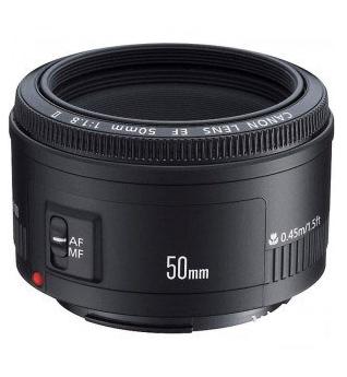 佳能EF 50mm f/1.8 II