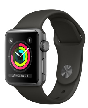 Apple Watch Series 3 38 毫米 GPS款