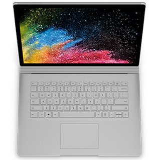 微软 Surface Book 2 15英寸
