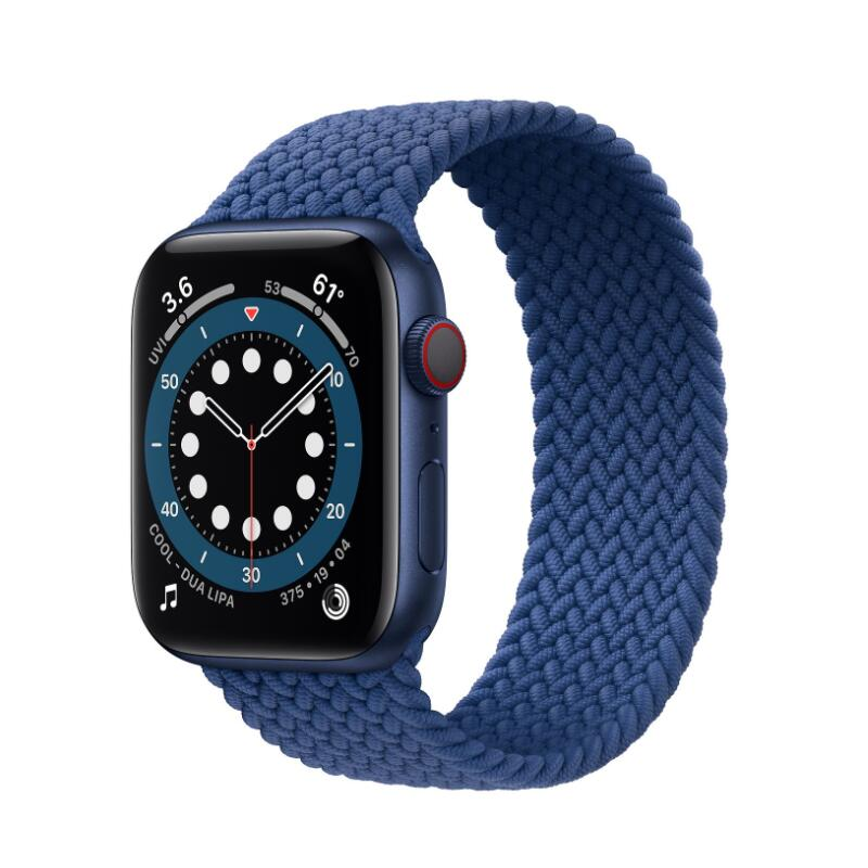 Apple Watch Series 6 44毫米(GPS + 蜂窝网络)